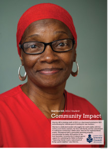 Faces of Literacy: Sherrice and Community Impact